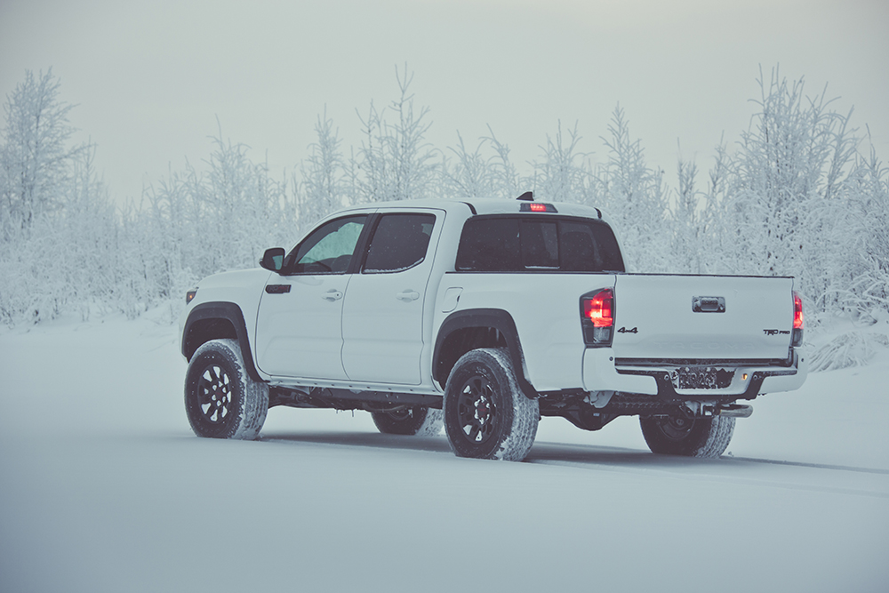 2017 toyota tacoma trd pro announced at chicago auto show. Black Bedroom Furniture Sets. Home Design Ideas