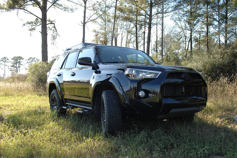 Toyota Announces 2016 4Runner TForce Special Edition - OutdoorX4