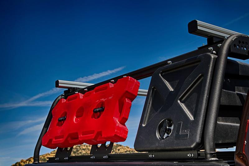Leitner Design Active Cargo System
