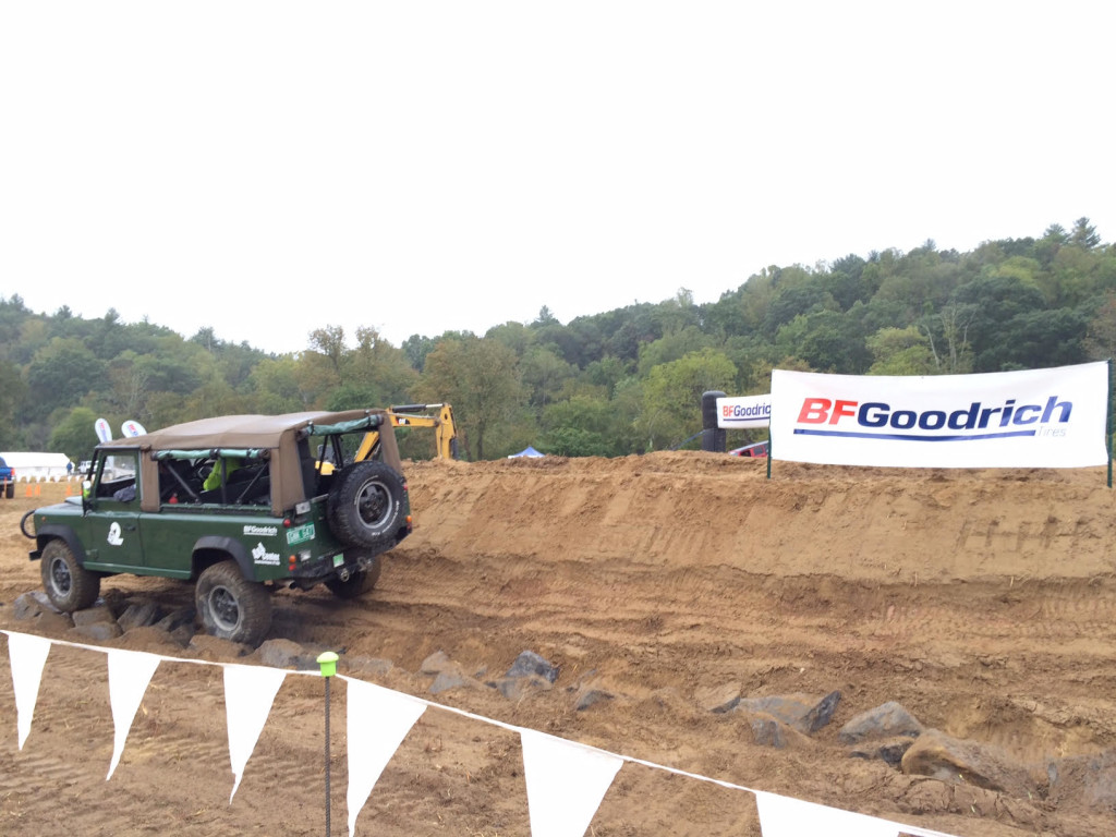 BFGoodrich continued its Title Sponsorship of Overland Expo with a driving area for attendees to test their mettle along varied terrains.