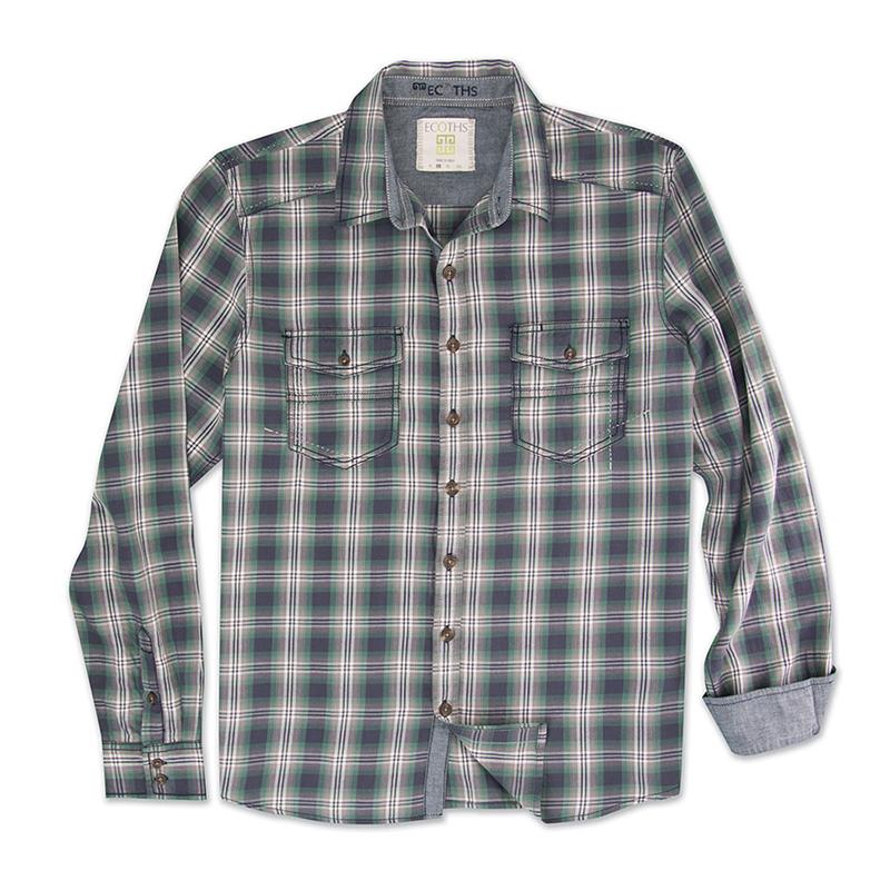 Ecoths Dax Shirt