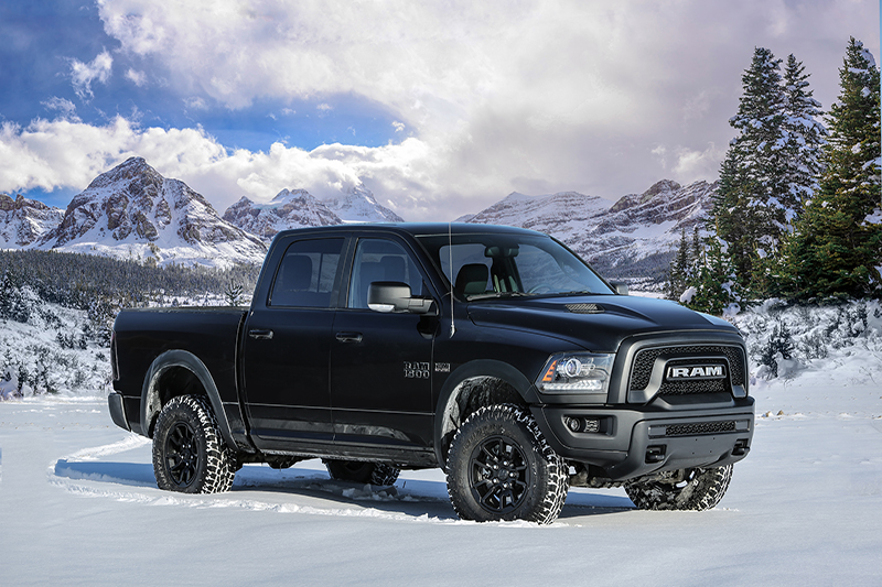 2017 Ram Rebel Black Special Edition