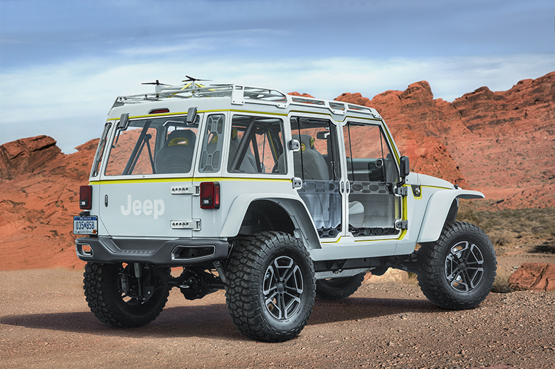 Jeep® Safari Concept