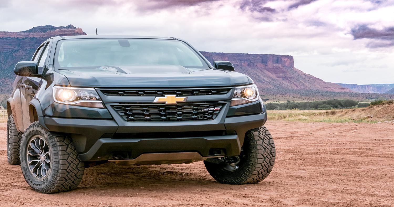 Colorado chevy colorado 05 : The Right Stuff - 2017 Chevrolet Colorado ZR2 - OutdoorX4