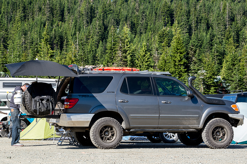 50 Awesome Rigs from the First BC Overland Rally - OutdoorX4