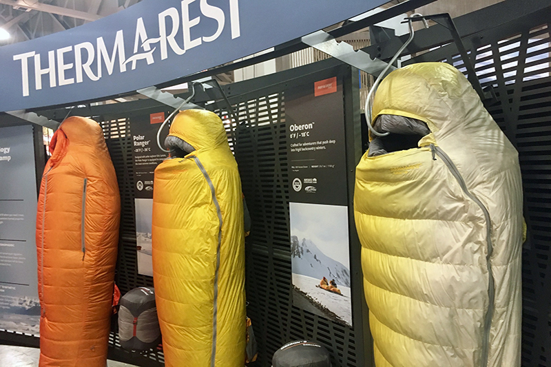 Therm-a-Rest is revamping its entire line of sleeping bags, bringing increased performance and comfort at affordable prices. The bags pack down incredibly small and will feature temperature rates that range from 40ºF to -20ºF.