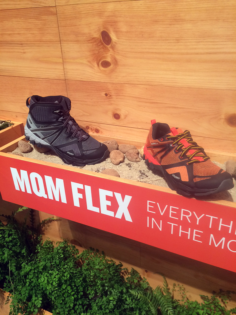 Merrell's new MQM Flex shoes may be the most versatile shoes we've seen for overland and hiking adventures.