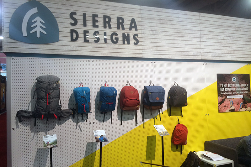 I was hugely impressed with the new tents, sleeping bags and outdoors gear Sierra Designs is bringing to market starting this fall and next spring.