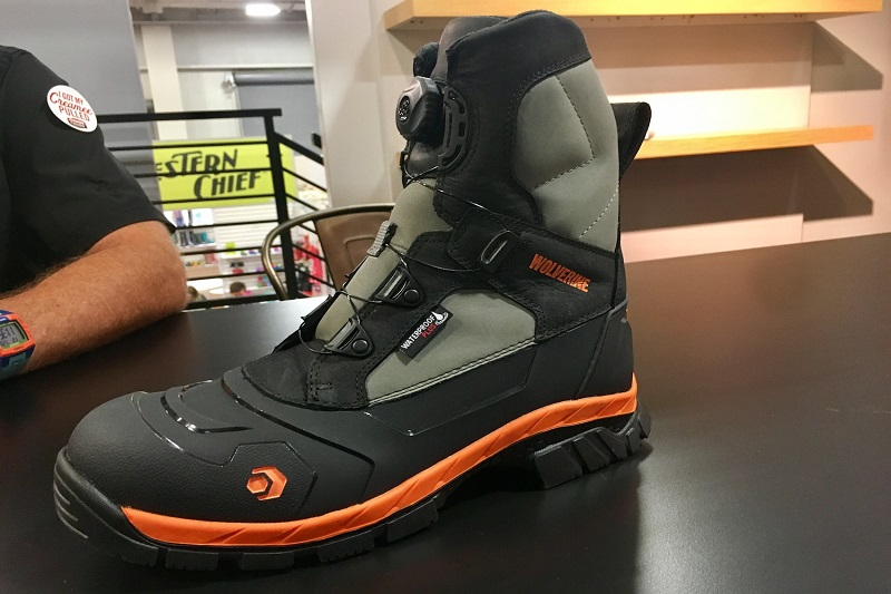 Wolverine's Vortex boot is not only an excellent boot for outdoorsmen but could be a very nice crossover into the overland realm. Photo by Kraig Becker.