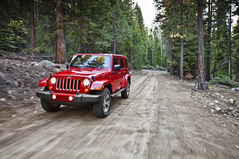 2018 Jeep® Wrangler JK Sahara
