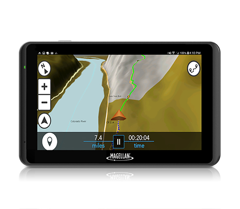 GPS Off-Road Navigation - OutdoorX4